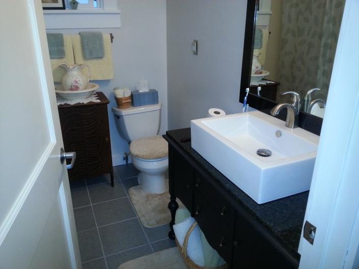 bathroom & sink